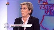 """Loi travail : """"Manuel Valls n'as pas eu raison de tenir, le pourrissement n'est pas la bonne solution"""", martèle Lienemann"""