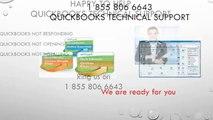 1 855 806 6643 Quickbooks Customer Service Number