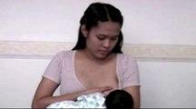 Breastfeeding   Breastfeeding basics - part 8   How to breastfeed   Menyusui