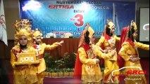 Tari Penyambutan Tamu ERCI Kids Batam dalam acara Musda 3 ERCI Batam