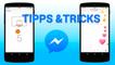 Facebook Messenger Tipps und Tricks