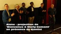"""Projection de """"Bienvenue à Marly-Gomont"""" en présence de Kamini"""