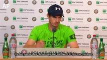 Andy Murray : «Je suis ici pour gagner, pas juste pour la finale»