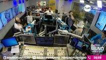 La grande blessure de Vacher (02/06/2016) - Best Of en images de Bruno dans la Radio
