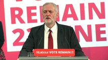 Corbyn: Labour would veto TTIP in Government