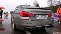 The 700 HP RennTech CLS63 AMG - _TUNED – Видео Dailymotion