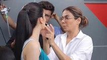 Mawra Hocane Behind The Scene of Sunsilk - video dailymotion