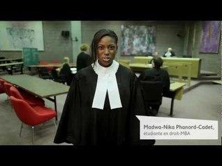 Visite guidée de la Faculté de droit