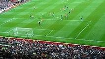 28/8/2011 Man Utd vs Arsenal .Rooney Penalty Live