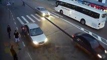 Un homme se fait tirer dessus par 2 hommes mais veut absolument détruire leur voiture