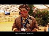 """Hector Martin """"les peuples autochtones sont les populations les plus vulnérables au changement climatique"""""""