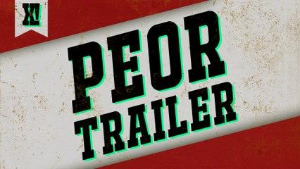 El peor trailer de la historia | XPOILERS!