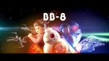 LEGO Star Wars : Le Réveil de la Force - Bande-annonce BB-8
