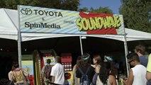 Mates of State   Toyota Soundwave & SPINmedia
