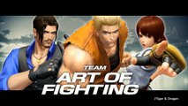 The King of Fighters XIV - Team Gameplay Trailer #4 : Art of Fighting