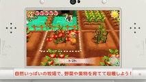Harvest Moon : Mitsu no Sato no Taisetsu no Tomodachi - Mirai Shida Demo Play