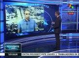 Sirios denuncian que grupos armados les quitan la ayuda humanitaria