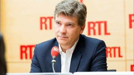 A. MONTEBOURG sur RTL le 30 mai 2016