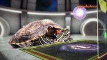 Teenage Mutant Ninja Turtles - les Tortues Ninja - Archie dans l'espace épisode 10 - NICKELODEON