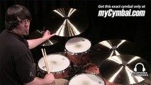 "Paiste 22"" Formula 602 Thin Crash Cymbal (1041222-1040913O)"
