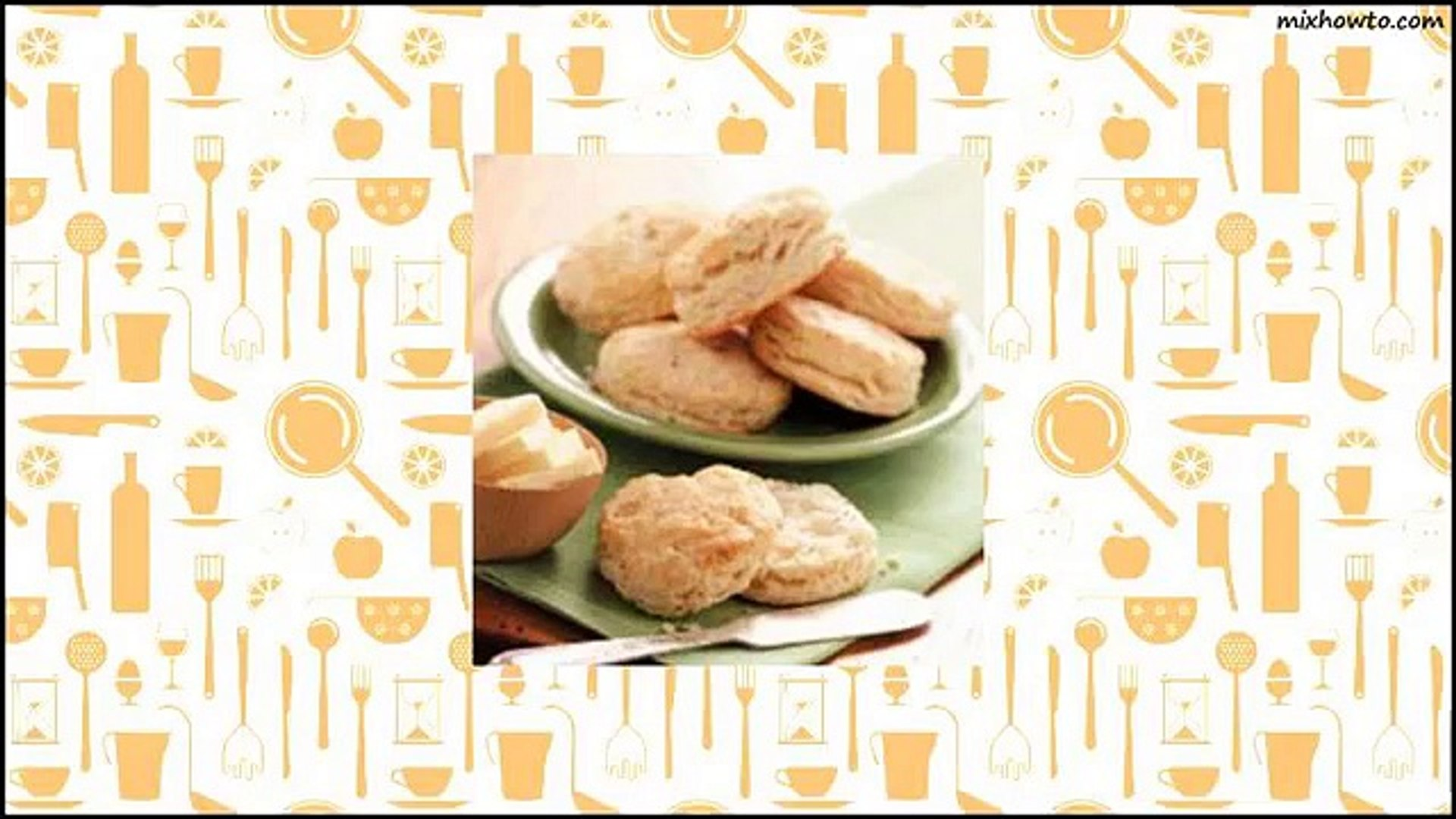 Recipe Onion Poppy Seed Biscuits Recipe