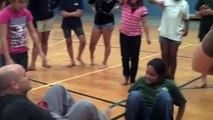 10 Lessons, Girls Self-Defense Class # 4, w/ Tom Callos