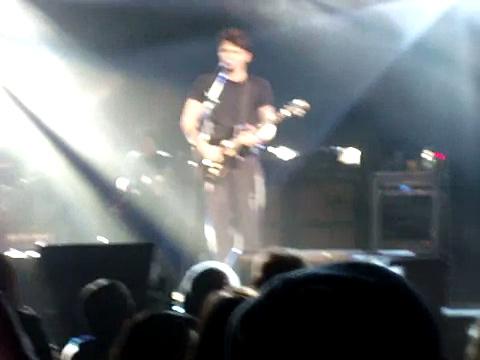"""Assassin Guitar Solo""- John Mayer Sommet Center, Nashville, TN, 2/10/2010"