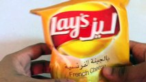 Lays French Cheese ✔✔BEST POTATO CHIPS EVER ✔✔Snack opening video..!!