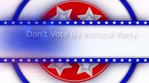 Pastor Larry Huch - Remember to Vote - March 1, 2016