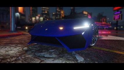 Haute Finance et Basses Besognes trailer de Grand Theft Auto V