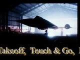 Mach 3,3 - Lockheed SR-71 Blackbird (SR = Strategic Reconnaissance)