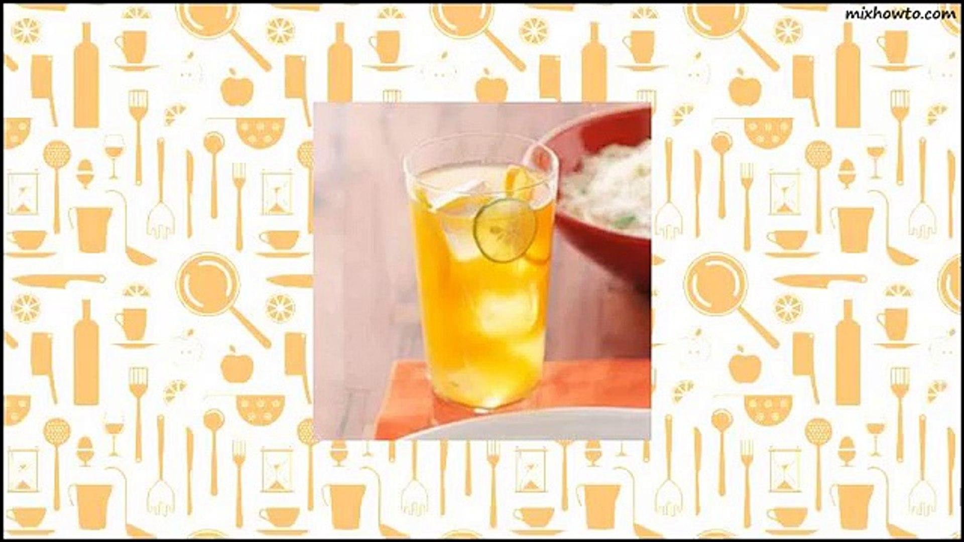 Recipe Sweet Citrus Iced Tea Recipe