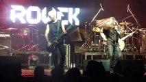 ROWEK - Fuera - Buenos Aires Hard Rock Festival 15-7-2011