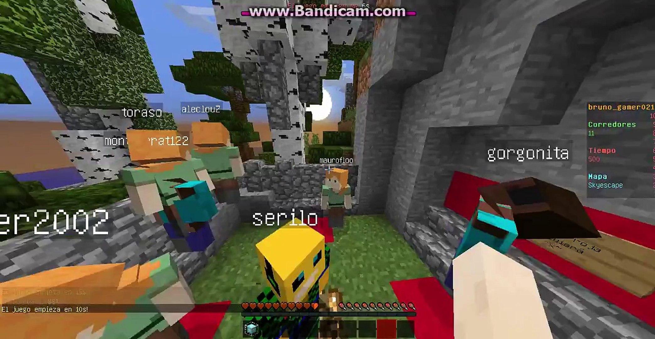 Minecraft #1 Que bosta de mapa de Parkour
