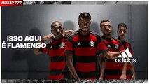 15/16 jersey Flamengo shirt 2015 2016 Home Soccer Jerseys