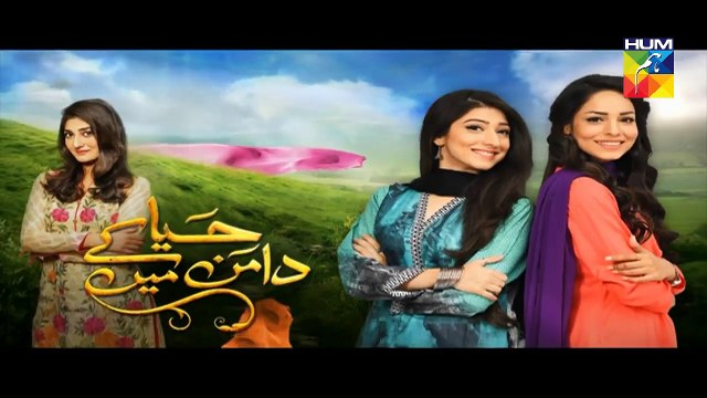 Haya Ke Daman Mein Episode 46 Promo HD Hum TV Drama 2 June 2016