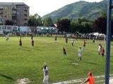 F.C. Silvania - CFR 1907 II Cluj 2-4 (2-1), gol Traore (min. 28)