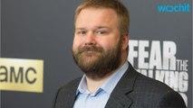 """Walking Dead"" Creator Robert Kirkman Slams George R.R. Martin"
