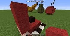 Build an apple -_- ( Minecraft Build Gameplay ) - video