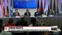 OPEC fails to agree on oil production ceiling