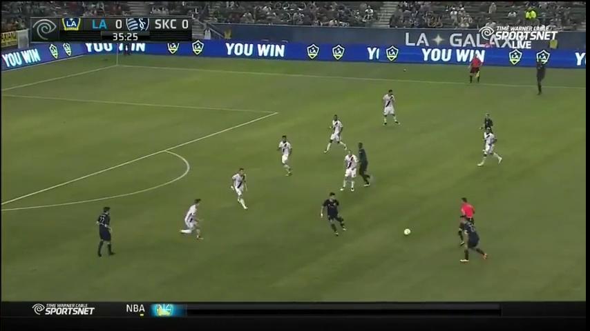 LA Galaxy vs. Sporting Kansas City  – Highlights – 02-06-2016 MLS
