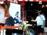 Travis Pastrana attempts the Toliet paper roll at X games 15