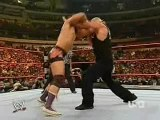 Raw 02-07-07 Carlito vs. Sandman