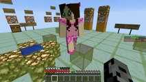 PopularMMOs Minecraft: POPULARMMOS TURNS INTO A CHICKEN - A CHICKEN'S COURAGE - Custom Map [1]