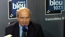 Yves Pozzo di Borgo, sénateur UDI de Paris sur France Bleu 107.1