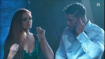 Maria and Ethan Carter III Backstage Segment