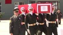 Şehit Jandarma Astsubay Üstçavuş Arif Çakır İçin Tören