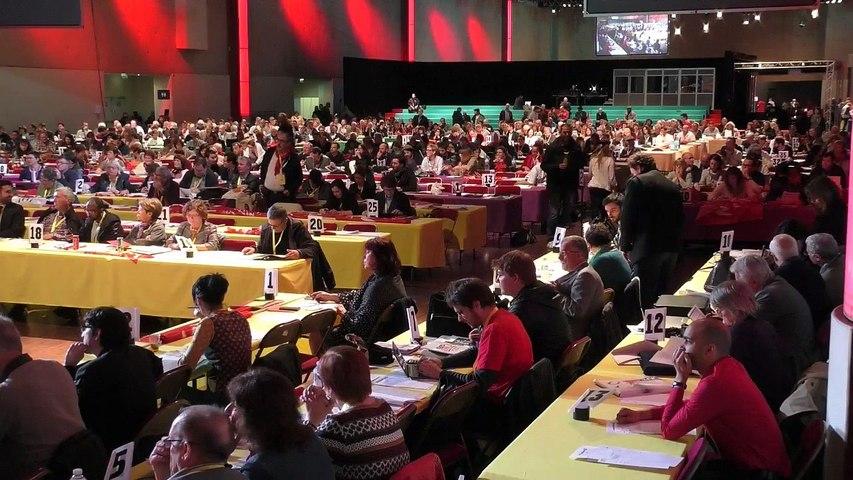37e congrès du PCF - Vendredi 3 juin 2016 ( 1 sur 2 )