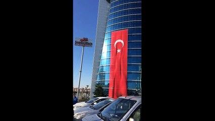 Albaraka Türk Otomatik Bayrak Poster Sistemi