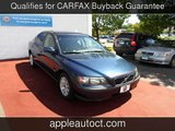 2003 Volvo S60 2.4L Used Cars - Wallingford,Connecticut - 2013-07-25